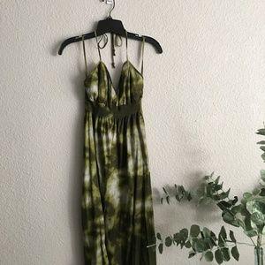 New York and Company boho style dress